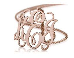 3 Initial Monogram Necklace Sterling Silver 167 Best Jewelry Necklaces Images On Pinterest Jewelry