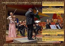 chambre d h es vannes concert de l orchestre de chambre de vannes office de tourisme