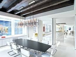 head office design in big company dental office interior design