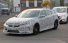 2017 honda civic type r concept reportedly debuting next month