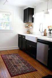kitchen accent rug black kitchen area rugs runner mat amazon accent for decorative