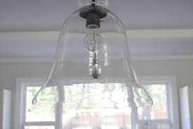 glass bell pendant light 37 types aesthetic img clear glass bell pendant lighting how to