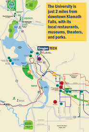 Portland State University Map by Directions To Klamath Falls