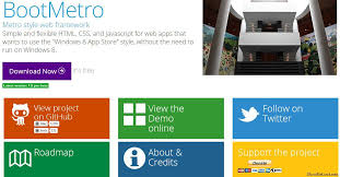 free template for website with login page free metro ui templates to create windows 8 metro style websites bootmetro windows 8 template