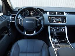 range rover sport interior 2014 range rover sport v8 review cars photos test drives and