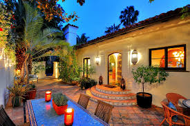 spanish style homes spanish style homes with courtyards character palisades home