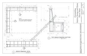 Fireplace Floor Plan Bench Built In Benches Best Kitchen Benches Ideas Nook Bench