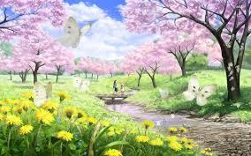 spring nature wallpaper desktop wallpaper