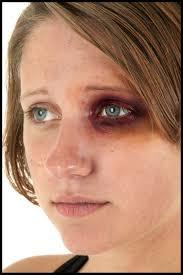 diy black eye makeup
