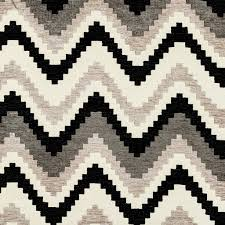 Geometric Curtain Fabric Uk Mcalister Textiles Navajo Chevron Black U0026 Grey Fabric U2013 Uk