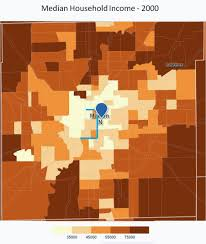 Map Indianapolis Had Enough Indy Indy Income Wealth And Poverty 1990 To 2012