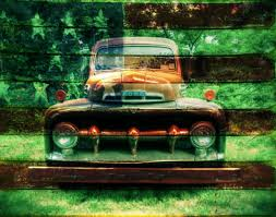 old ford cars american flag ford truck photos rust in peace classic cars in