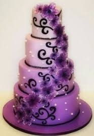 wedding cakes designs purple wedding cakes decoration ideas birthday cakes