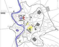Rome On World Map Saepta Julia U2013 Wikipedia