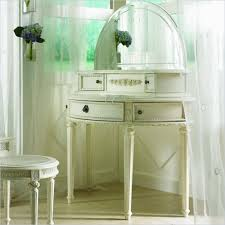 Corner Vanity Table Beautiful Corner Bedroom Vanity Gallery House Design 2017