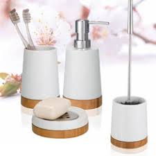 Bamboo Bathroom Accessories by Natural Bathroom Accessories Online Now At Victorian Plumbing Co Uk