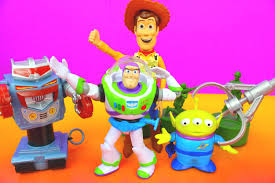 toy story disney pixar mega action figures woody buzz lightyear