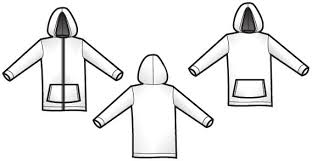 free vector hoodie templates free vector in encapsulated