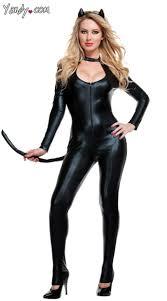 cat costume black cat costume black cat bodysuit klepto costume