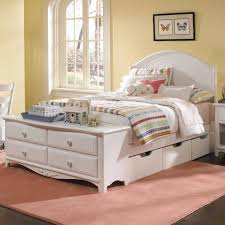 Cottage Platform Bed With Storage Full Size Beds With Drawers For Girls Haley Full Size Platform