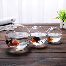 Goldfish Bowl Vase Online Get Cheap Glass Bowl Vases Aliexpress Com Alibaba Group