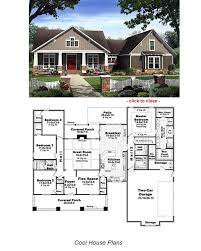 Cool House Plans Garage Bungalow Floor Plans Bungalow Craft And House