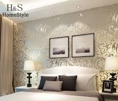 aliexpress com buy 10m modern wallpaper roll bedroom living room