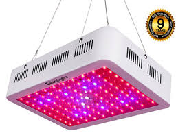 Led Grow Lights Cannabis 10 Best Led Grow Lights Reviews 2018 Top Rated For Indoor Plants