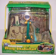 Backyard Safari Habitat by Mitilo51 Backyard Safari Bug Habitat Kids Outdoor Fun Toy New