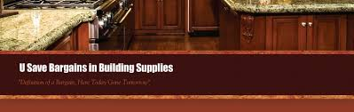 u save bargains in building supplies home orlando fl