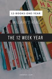 12 week year book sefakor