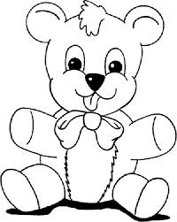 teddy bears free coloring pages on art coloring pages