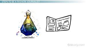 Fashion Designer Education Requirements How To Become A Fashion Journalist Education And Career Roadmap
