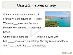 Countable And Uncountable Some Any Exercises Pdf How To Teach Some And Any To Your Esl Off2class