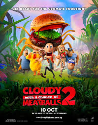 film review cloudy chance meatballs 2 2013 u2013