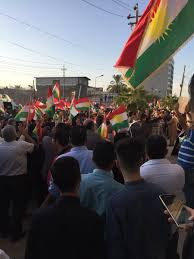 End The War In Syria With Wels Restore Nineveh Now by Protest Now In Front Of Us Consulate In Erbil Iraq Liveuamap Com
