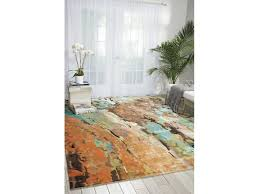 Area Rugs Louisville Floor Coverings Nourison Prismatic Multicolor Area Rug Prs09