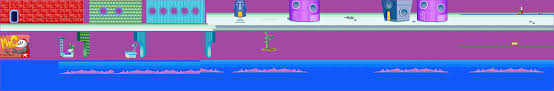 game boy advance nicktoons freeze frame frenzy spongebob