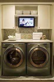 Countertop Clothes Dryer Marble Laundry Room Countertop Design Ideas