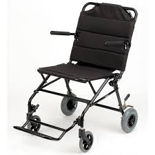 Ultra Light Folding Chair Karman Ultra Light Travel Chair Transport Wheelchairs