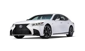 lexus for 2018 what u0027s new feature car and driver