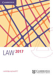 law catalogue 2017 by cambridge university press issuu