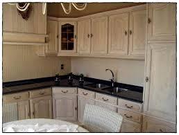 cuisine en chene repeinte rnover une cuisine rustique decoration cuisine rustique moderne