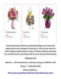 flower delivery colorado springs call 719 602 6128 for flower delivery in colorado springs