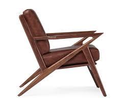 soto leather chair joybird