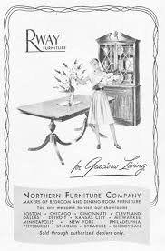 Dining Room Furniture Pittsburgh by R Way Furniture Company Advertisement Gallery