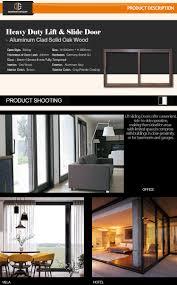 Safety Door Designs Aluminum Wood Sliding Safety Door And Window Grill Design American