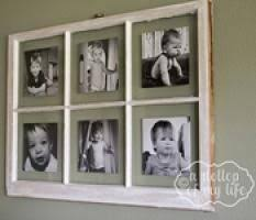 Using Old Window Frames To Decorate Best 25 Window Frame Decor Ideas On Pinterest Rustic Window