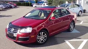 red volkswagen jetta 2008 sold 2006 red volkswagen jetta tdi for sale at valley toyota