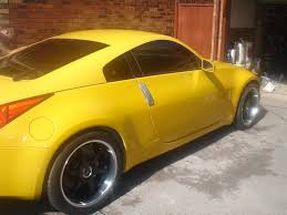 nissan 350z yellow for sale nissan 350z gt4 ultra yellow for sale â 8975 zeds for sale